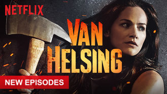 Netflix Box Art for Van Helsing - Season 2