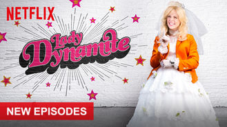 Netflix Box Art for Lady Dynamite - Season 2