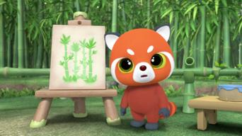 Episode 8: The Red Panda Masterpiece