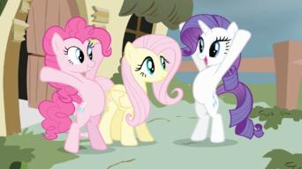 My Little Pony: Friendship Is Magic: Season 2: Putting Your Hoof Down