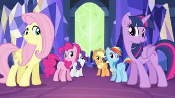My Little Pony: Friendship Is Magic: Season 4: Twilight's Kingdom: Part 2